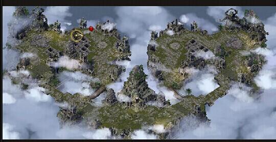 49you魔龙诀-魔龙战场的地形图